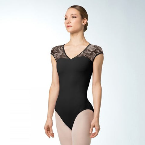 Bloch Magnolia Cap Sleeve Leotard