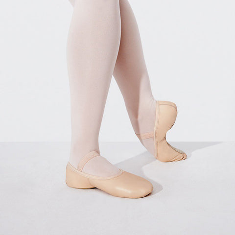 Capezio Lily Full Sole Ballet Shoe