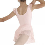 Mirella Mesh Skirted Leotard