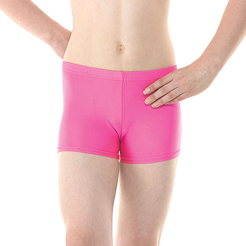 Tappers And Pointers Nylon Lycra Micro Shorts