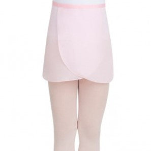 Capezio Childs Georgette Wrap Skirt