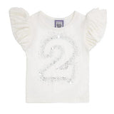 Angel's Face  Birthday T-Shirt