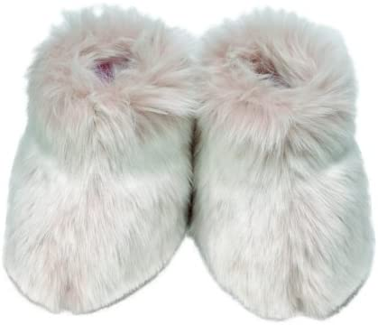 Daisy Roots Fluffy Slippers