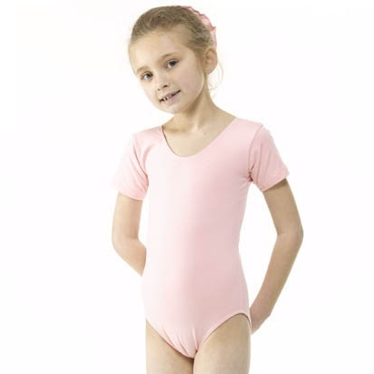 Tappers And Pointers Short Sleeved Leotard