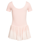 Rumpf Leotard with Attached Skirt