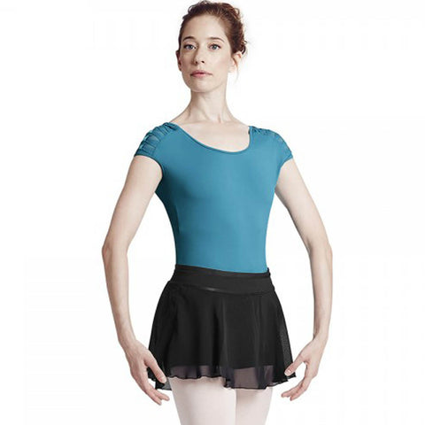Bloch Womens Shorts with Skirt