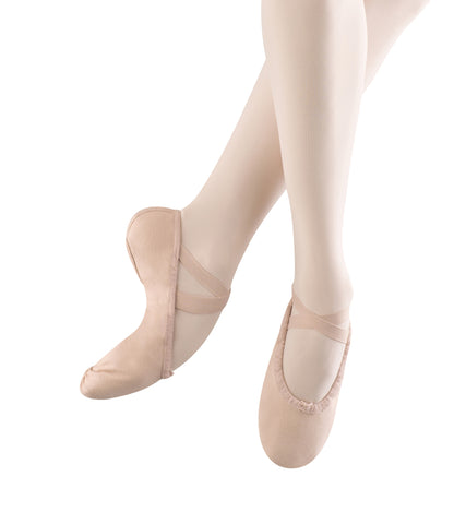 Bloch Pump Canvas Ballet Shoe