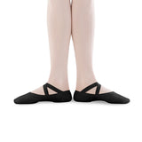 Bloch Synchrony Canvas Split Ballet Shoe
