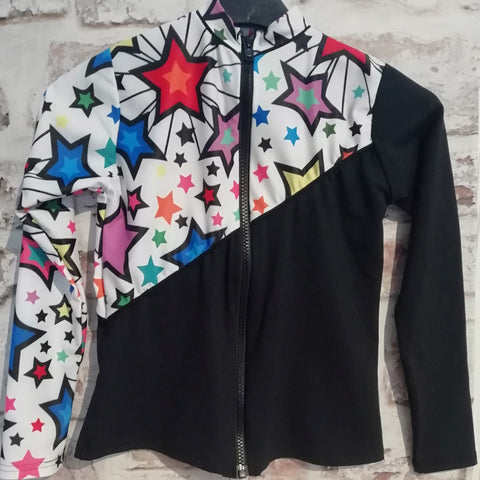 Multicoloured Star Jacket
