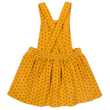 Kite Polka Heart Pinafore Dress