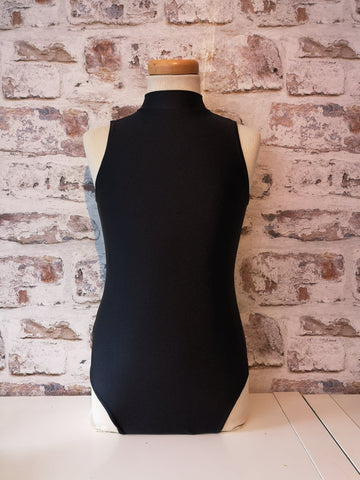 Tappers And Pointers Lycra Turtleneck Key S/L Leotard
