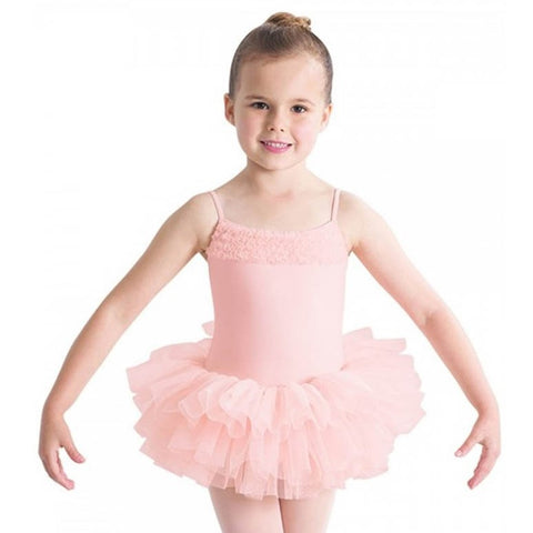Bloch Desdemona Leotard Tutu Dress