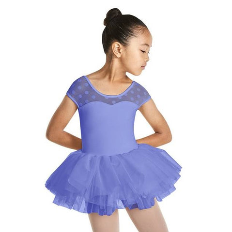 Mirella Cap Sleeve Tutu Dress