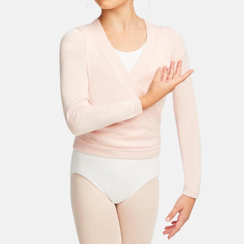 Capezio Soft Wrap Sweater