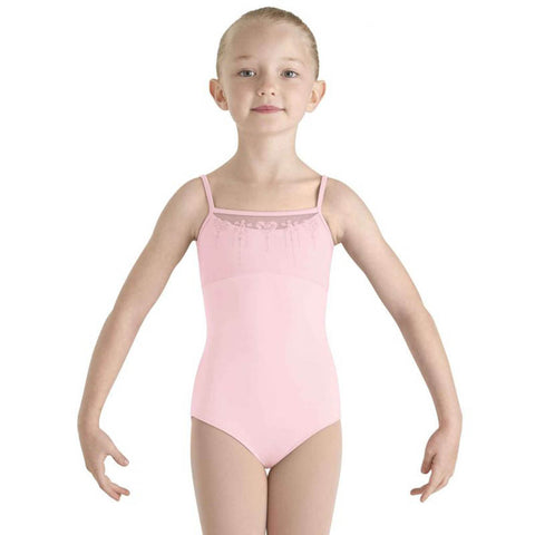 Bloch Embroidered Leotard