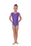Tappers And Pointers SL Twister Lycra Gymnastic Leotard