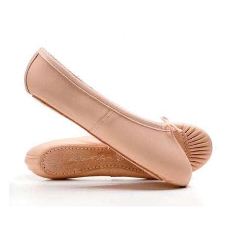 Katz Split Sole Leather Ballet Shoe