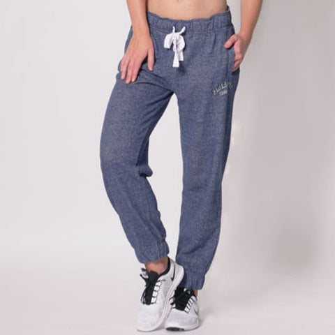 Pineapple Cuff Pant in Denim Marl