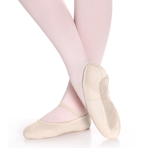 So Danca Stretch Canvas Full Sole Ballet Shoes
