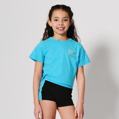 Pineapple Blue Dance Studio T-Shirt