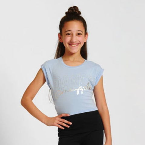 Pineapple CG Dance Double Layer Tee