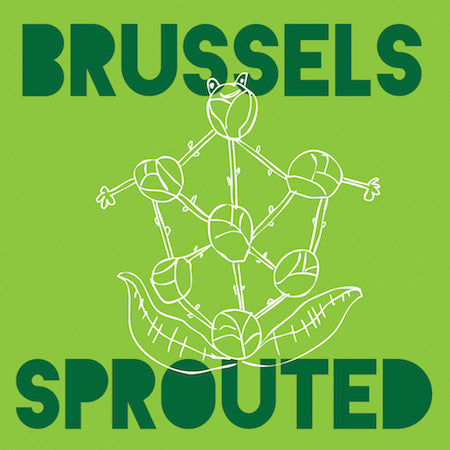 brussels sprouted - smell bent  - 2