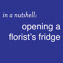 florist's fridge - smell bent  - 3