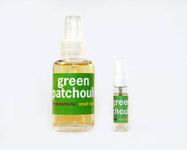 green patchouli - smell bent  - 1