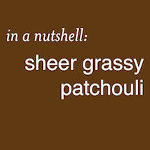 green patchouli - smell bent  - 3