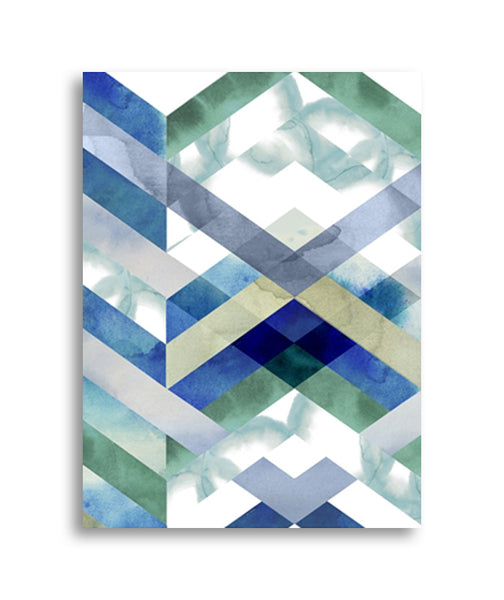 Crystal Chevron I