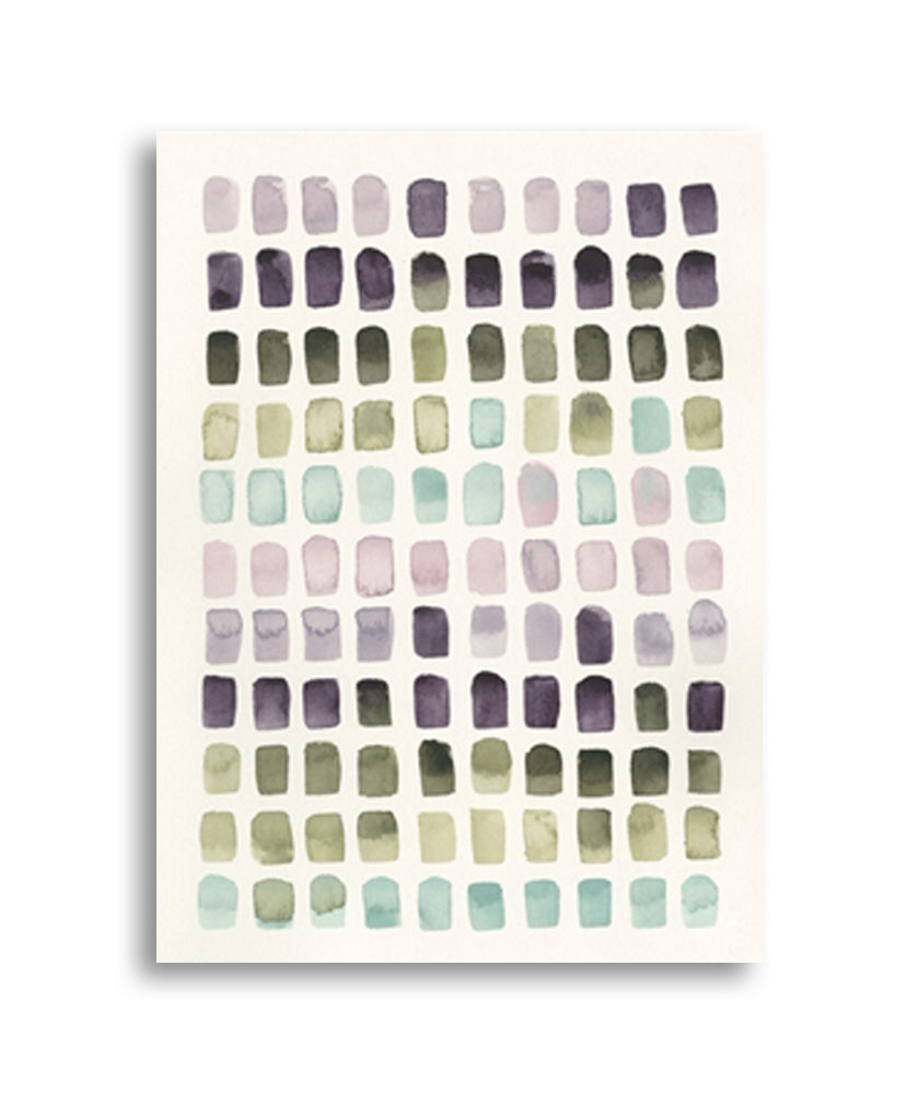 Serene Color Swatches II