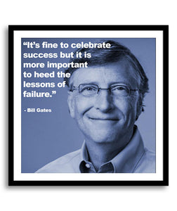 Celebrate Success Bill Gates iPhilosophy