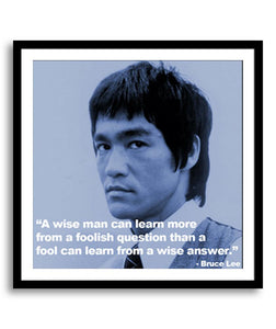 A Wise Man Bruce Lee iPhilisophy