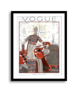 Vogue Cover January 1925