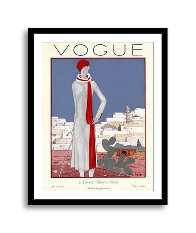 Vogue Cover January 1926