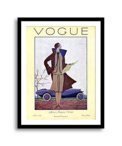 Vogue Cover March 1926