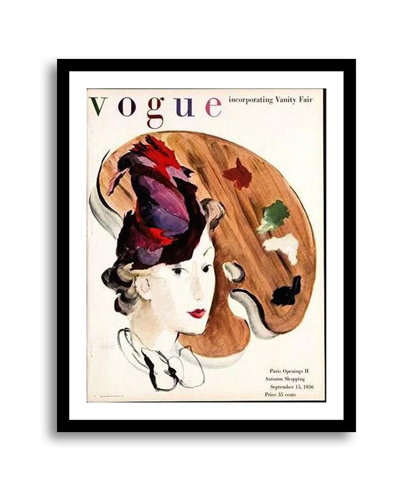 Vogue Cover September 1936
