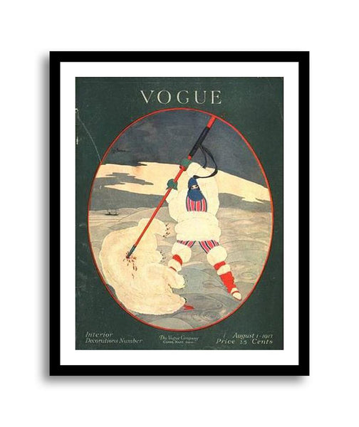 Vogue Cover August 1917