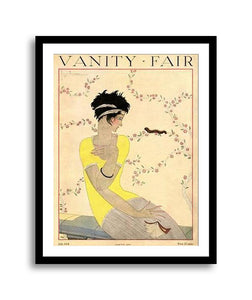 Vanity Fair Cover July 1918