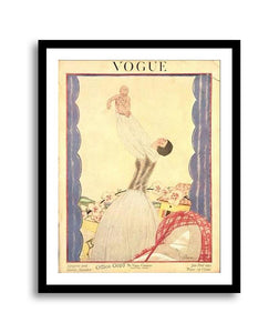 Vogue Cover January 1922