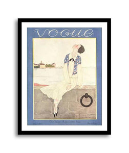 Vogue Cover July 1925