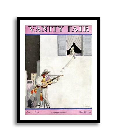 Vanity Fair Cover June 1928