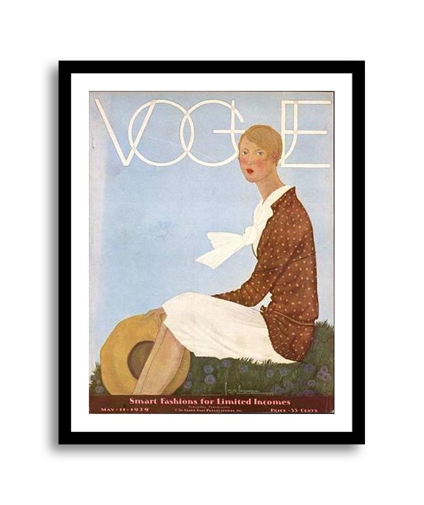 Vogue Cover May 1929