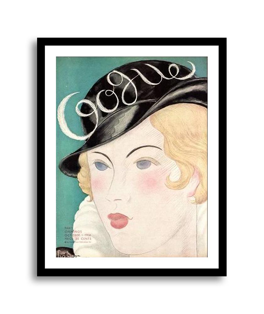 Vogue Cover October 1931