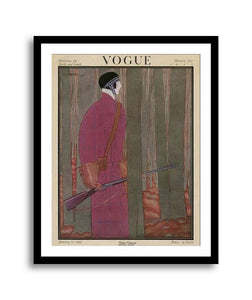 Vogue Cover January 1923