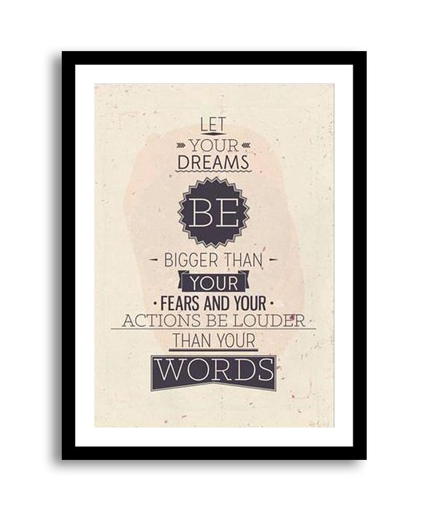 Be Your Words