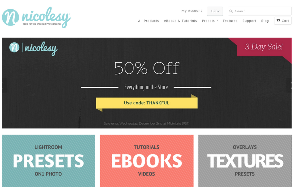 17 Thriving Shopify Stores That Sell Digital Products