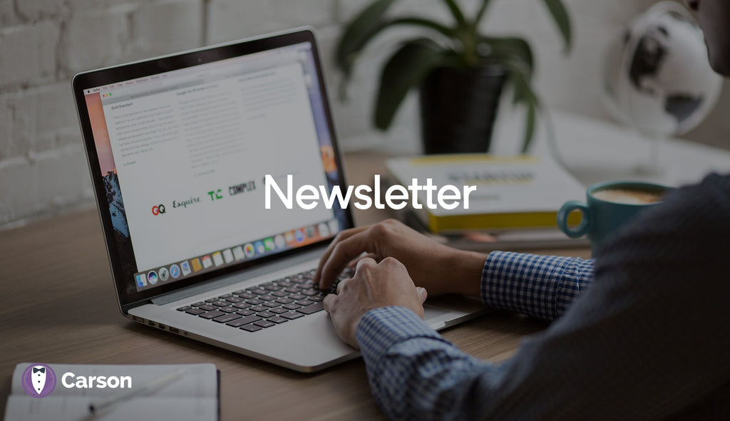 Custom Newsletter signup