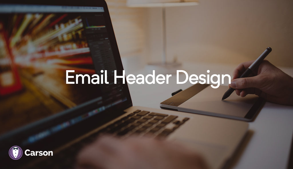 Email Header Design