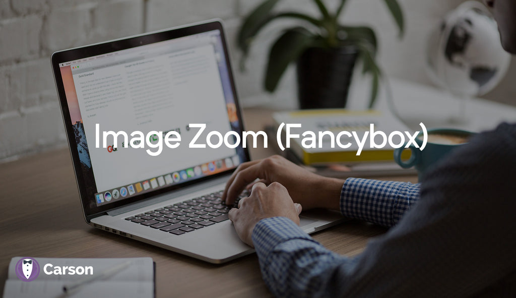 Image zoom (Fancybox)